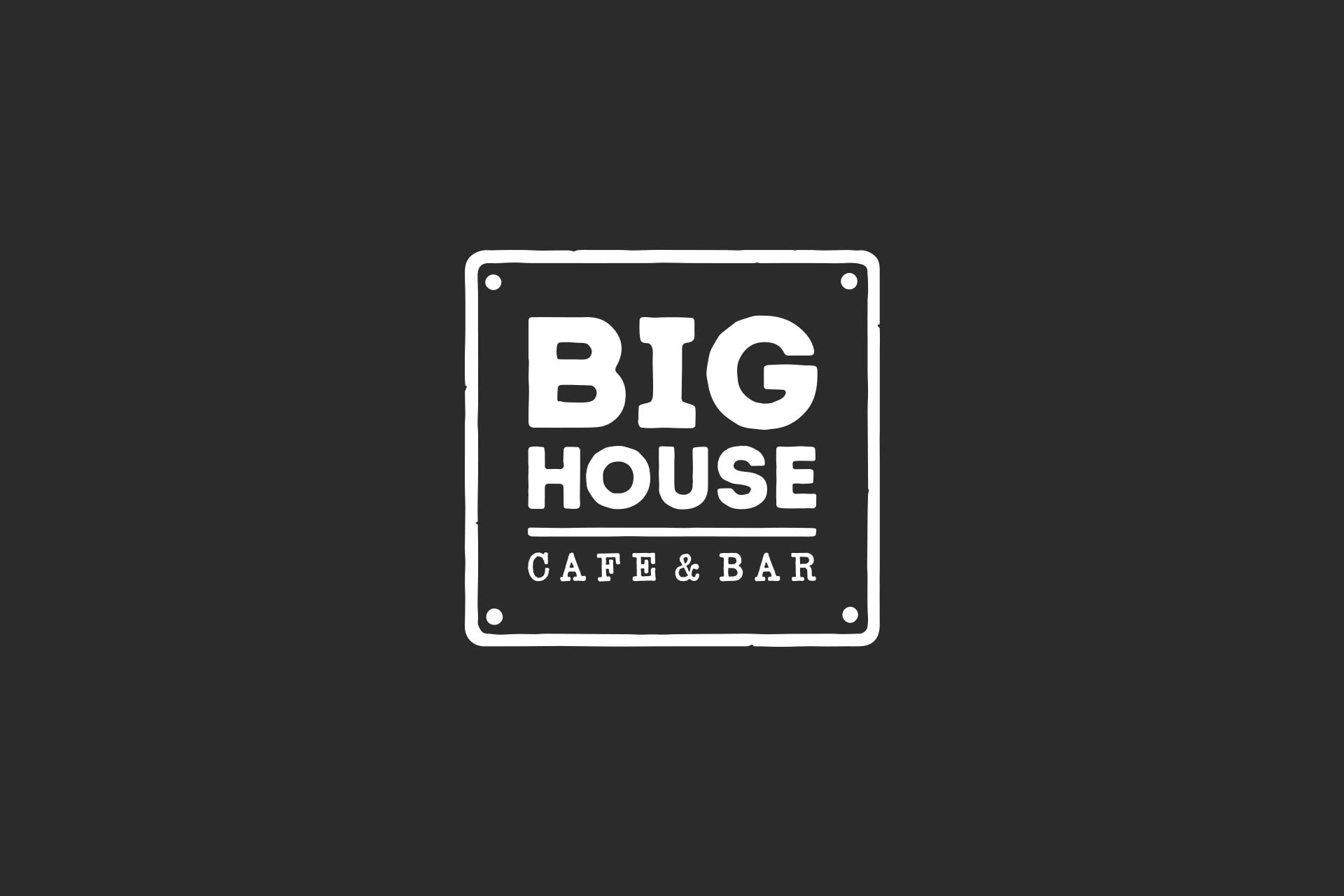 Big House Cafe logo